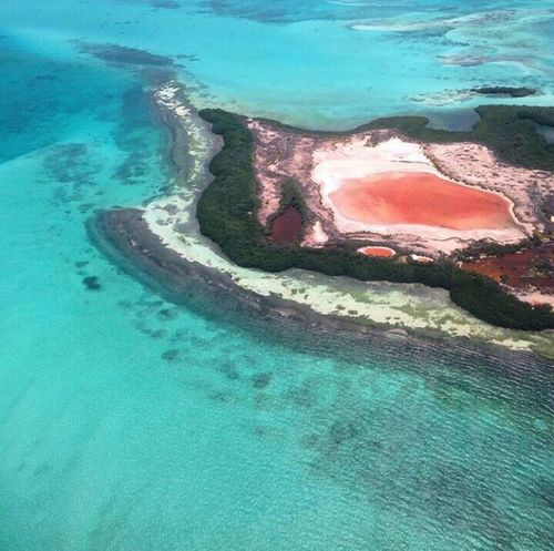Los roques, Venezuela Water Sea Nature Scenics Outdoors Beauty In Nature Aerial View Day Waterfront Tranquil Scene No People Tranquility