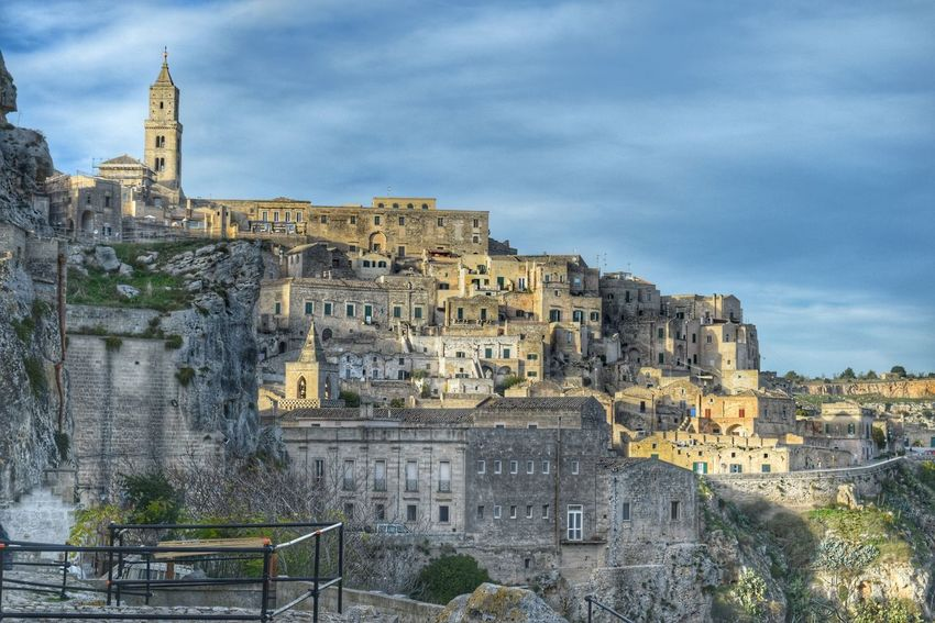 Matera Italia Basilicata, Italy  UNESCO World Heritage Site Matera - Capitale Della Cultura Italy Matera - Italia Matera Italy Ancient Civilization Matera2019 Ancient History Ancient Ancient Architecture Old Town Built Structure Sassimatera City Architecture Cathedral Building Exterior Caves Outdoors Street History Travel
