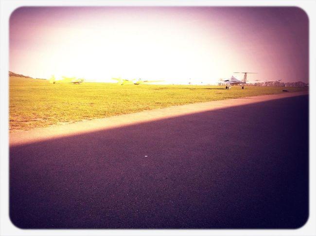 At Flugplatz Spitzerberg