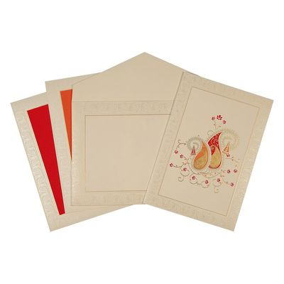 Pick this perfect design of Designer Wedding Cards with latest and finest pattern. The fascinating wedding invitation designs and matt paper artwork is a result of handwork and commitment of our skilled designers and manufacturers. https://www.123weddingcards.com/card-detail/D-1680 For More : https://www.123weddingcards.com/designer-wedding-cards-invitations Designer Invites, Wedding Cards, Wedding Invitations By 123WeddingCards, Cheap Wedding Cards, Cheap Wedding Invitations, Affordable Wedding Invitations Affordable Wedding Invitations Cheap Wedding Cards Cheap Wedding Invitations Designer Invitations Designer Wedding Cards Designer Wedding Invitations Wedding Cards Wedding Invitations By 123WeddingCards