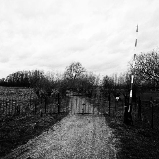 No Entrance Blackandwhite Bw_collection Monochrome Eye4photography  in Culemborg