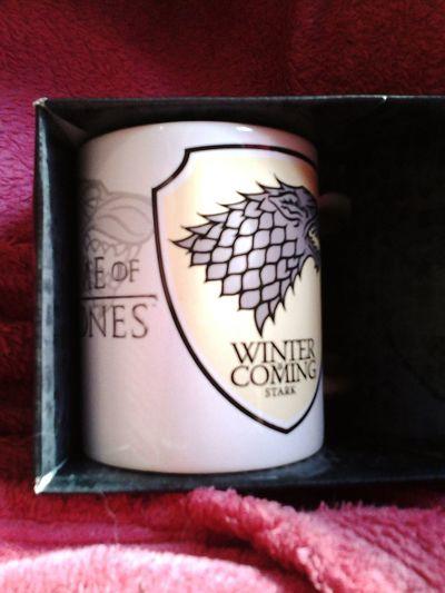 House Stark rocks. Game Of Thrones House Stark