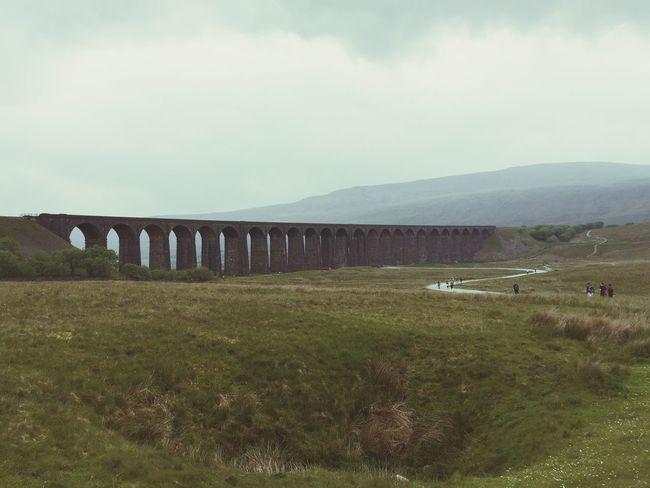 Yorkshire Three Peaks Viaduct
