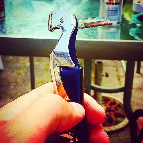 This corkscrew looks like a humming bird. Socreative Imanartist Lookatmyinspirationalpicture