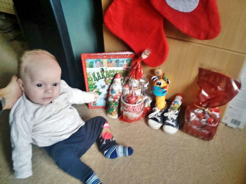 My Little Son Santa SantaClausIsComing Santaclaus