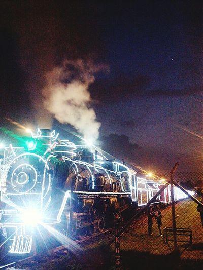Tren De La Sabana Bogotá Xmas Friday Colombia Friends Love Fun