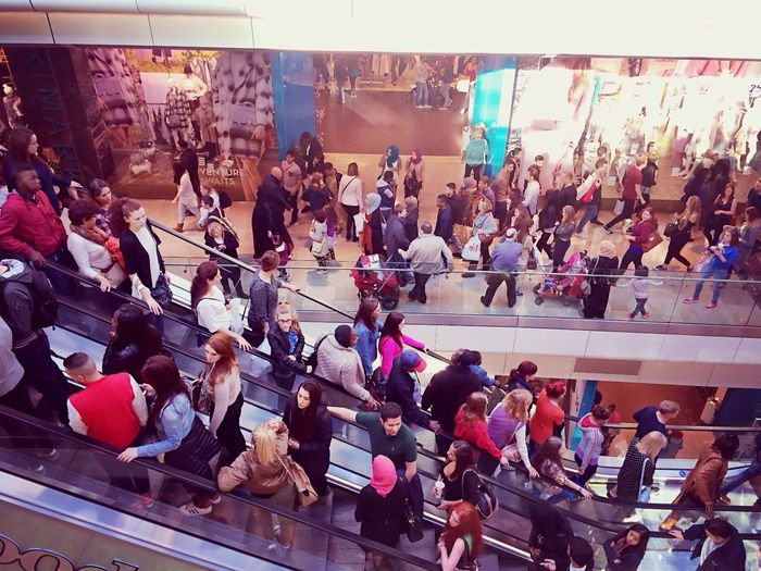 westfield~shopping day~^_^