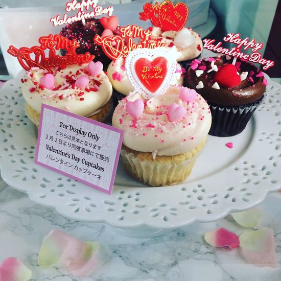 Cake Cupcakes Valentine Magnolia Bakery