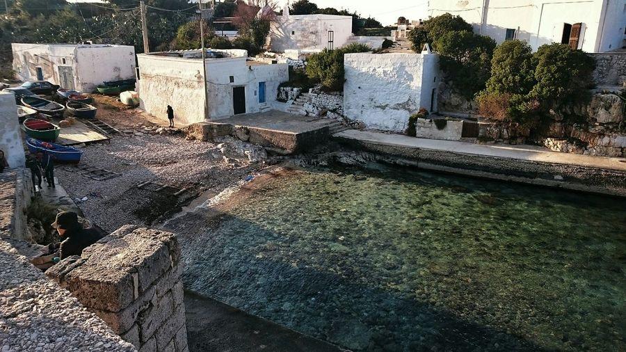 The Places I've Been Today Puglia EyeEm Italy Cala Paura