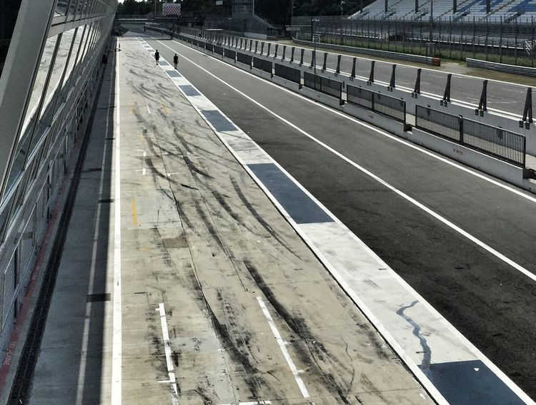 Formula 1 Monza Race Car Motorsports Geometry