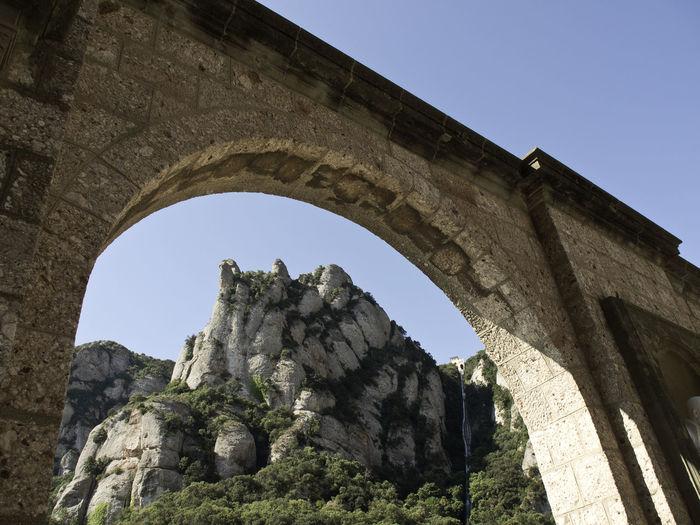 The monastery of montserrat