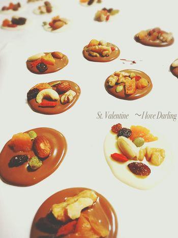 St.Valantain's Day Valentines Love Hello World My Life Enjoy Life Homemade Chocolate White Chocolate I Love Him Chocolate Lab