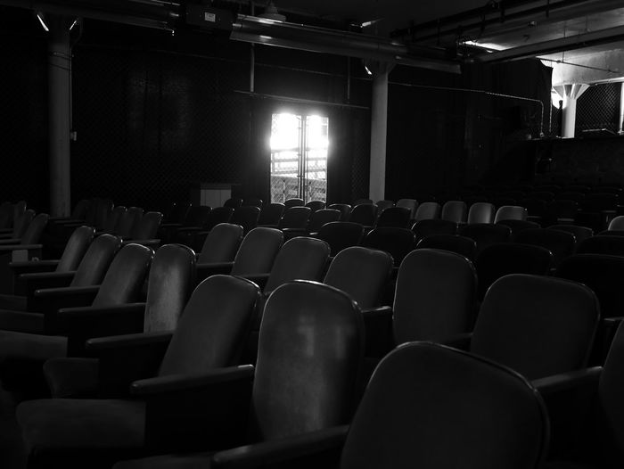 In Prison Jail Old Cinema Old Montana Prison Old Theater Old Theatre Behind Bars Cinema Seats Confinement Empty Jailhouse Pokey Prison Theater