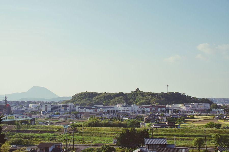 Hometown Oita Oita,japan Japan Hill Hello World Relaxing