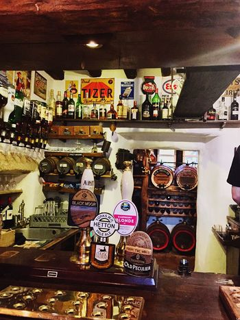 In the pub. Pub Bar Drinks Beer Old Pub Ale Local Kegs On Tap Traditional