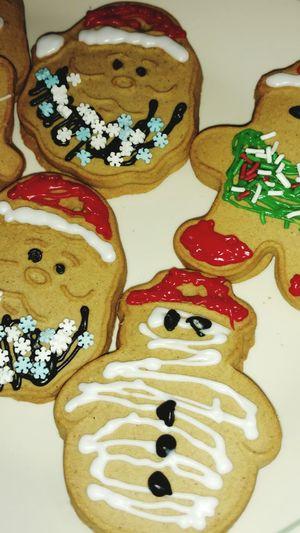 Cookies For Santa December 2015