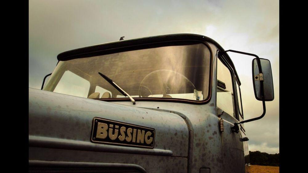Bussing Truck Vehicle Locomotion En Fete La Ferté Alais