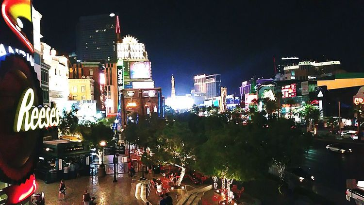 Night Illuminated City Street Urban Skyline Urban Scene Modern Hello World Love This City ❤ Randomshot Check This Out Nice Taking Photos City Vacations Thestriplasvegas NightOut✨ Las Vegas MyPhotography Lasvegas Landscape Greattown Sky Hi! Love ♥ Enjoying Life