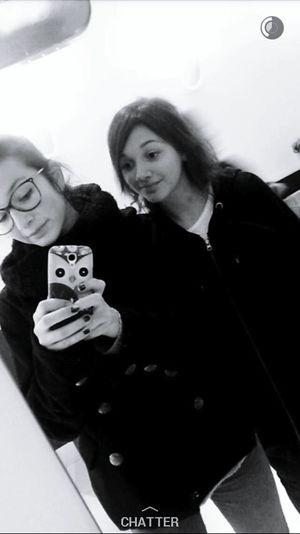 Ma best 😍💋 Chey&Ness Love ♥ Bestfriend With My Friend