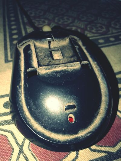 my mouse...