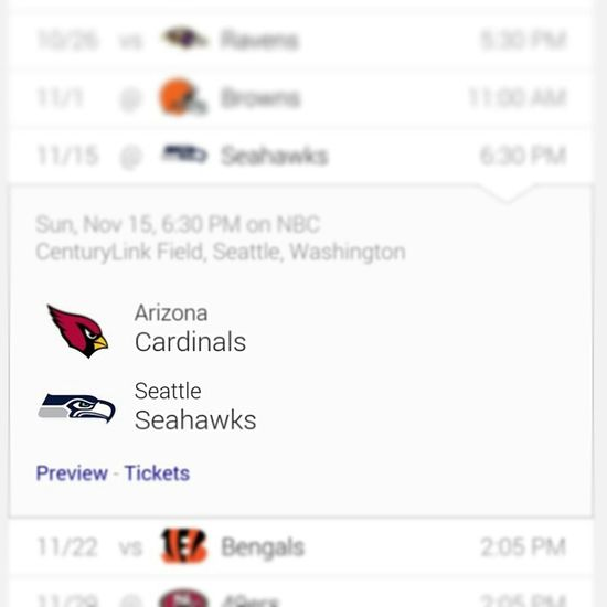 I am so read for this game! Seahawks vs Arizonacardinals