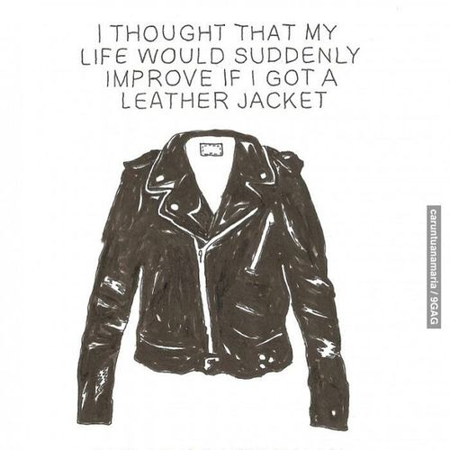 I was 100% right! Lol Greaser Wildone