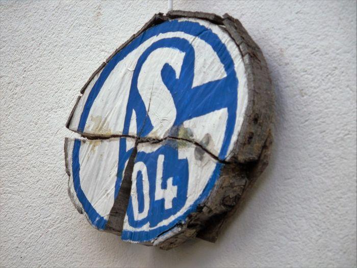 Für Schalke Fans! Information Sign No People Outdoors
