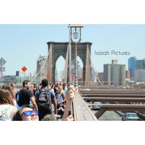 Enjoying Life NYC Skyline NYC LIFE ♥ EyeEm The Best Shots Nycprimeshot Brooklyn Bridge / New York Eye For Photography NYC Photography Canonphotography Canon_photos EyeEm Best Shots Canoneos