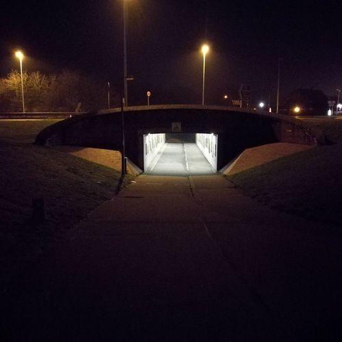 Braintree Essex Night Nightphotography Underpass