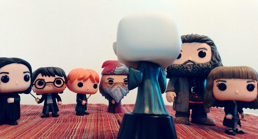 Harrypotter Harry Potter Harry Potter ⚡ Harrypotterworld Harry Potter ❤ Studio Shot Single Object Surface Level Funkopopvinyl GreatMovie Childhood Popfunko Socute Colors Colorful Amazing Still Life White Background In Front Of Front View Arrangement Vibrant Color Harrypotterforever Harrypotterlover Upclose