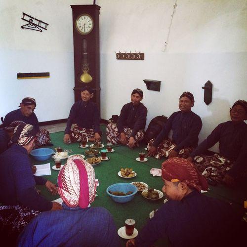 Wonderful Indonesia Jogya• Hello World Meeting Abdi Dalem Kraton