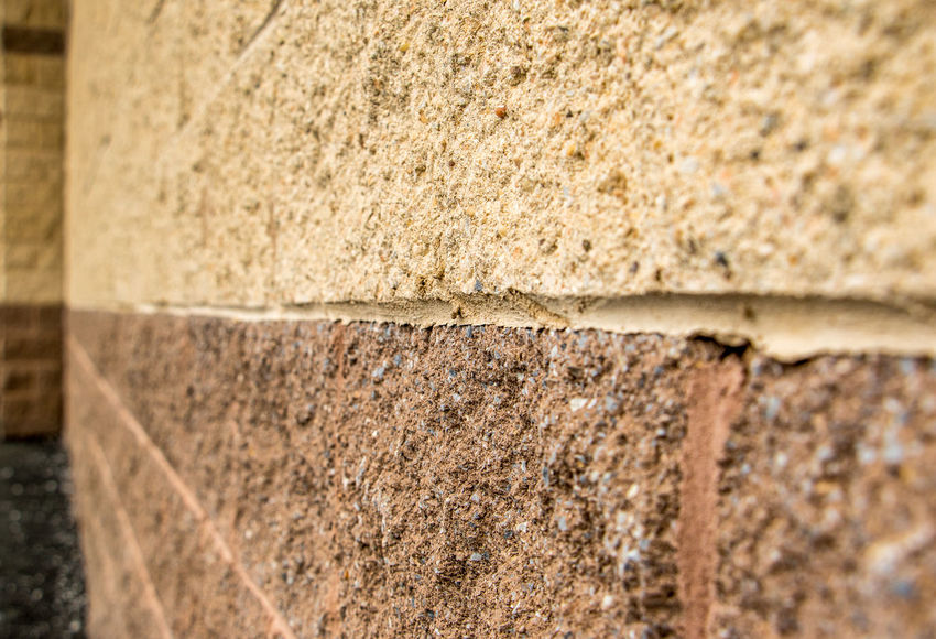 texture and lines Architecture Backgrounds Built Structure Close-up Damaged Day Detail Focus On Foreground Full Frame Metal No People Old Outdoors Pattern Rough Selective Focus Textured  Wall Wall - Building Feature Weathered