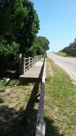 Puentes Bridge On The Road Rutas