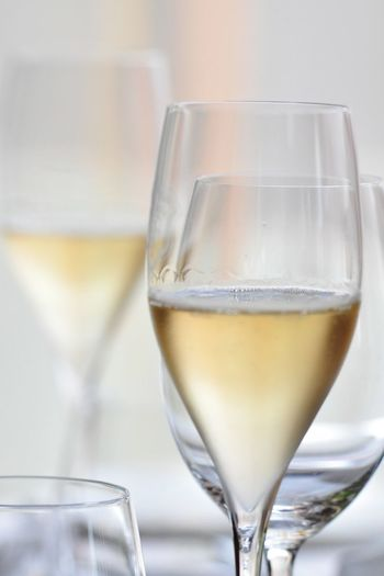 Alcohol Champagne Champagne Flute Close-up Drink Drinking Glass Focus On Foreground Food And Drink Freshness Glass Glass - Material Household Equipment Indoors  Luxury No People Refreshment Rose Wine Still Life Table White Wine Wine Wineglass