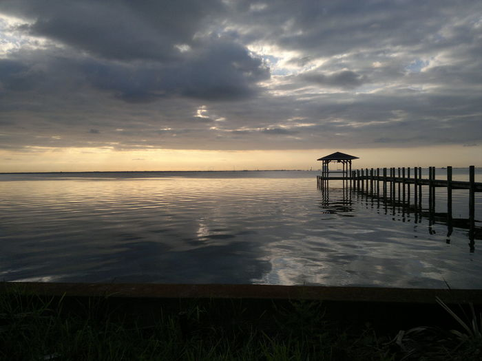 Been There. Indian River Lagoon At Dawn