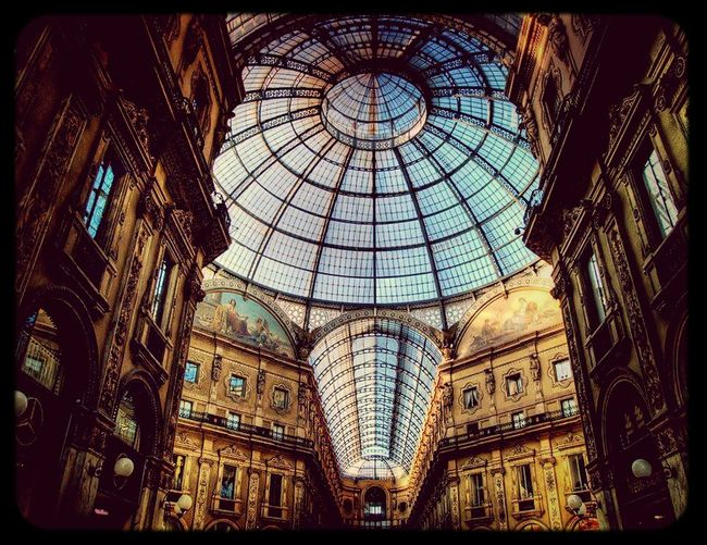 Milano Milan A Fleeting Minute In Milano