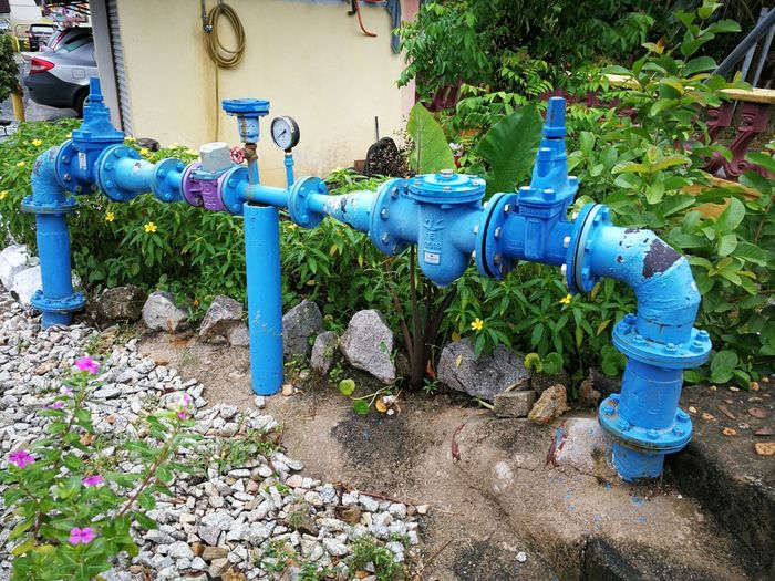 Water Water Pipe Fire Hydrant Pipe - Tube