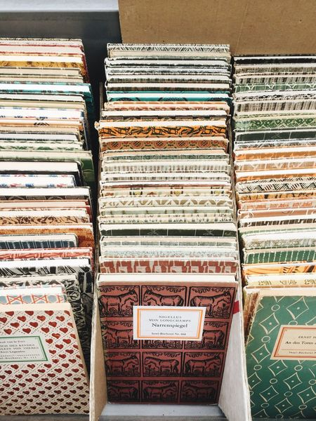 Vintage Books at the Market For Sale Arrangement No People Multi Colored Large Group Of Objects Full Frame Abundance Choice Indoors  Variation EyeEm Selects Books Old Books Vintage Books Patterns Old Pattern Market Marketstall