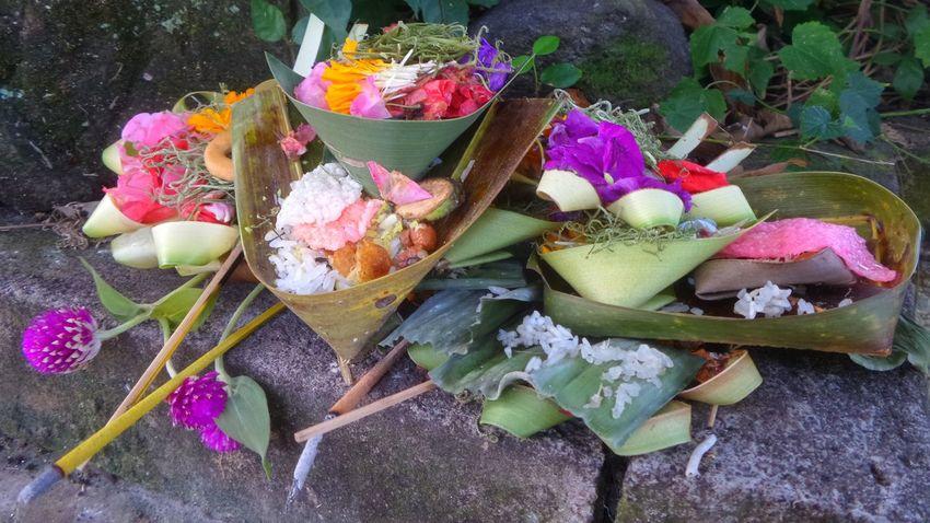 Bali Bali Indonesia Colors Encens Island Islandlife Offering Offerings