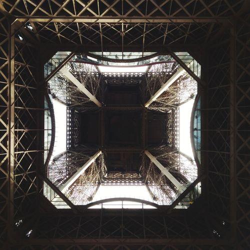 Paris Eifel Tower Architecture