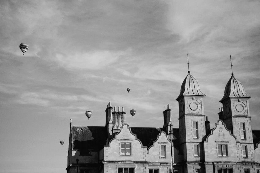 Bristol Bristol Hot Air Balloons Temple Meads