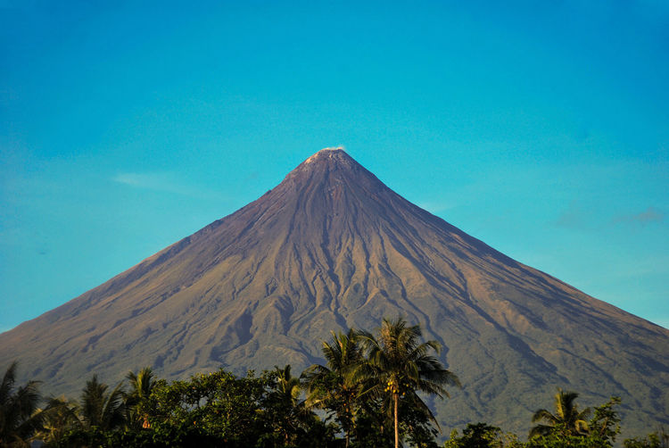 Mayon Volcano Albay Philippines Nature