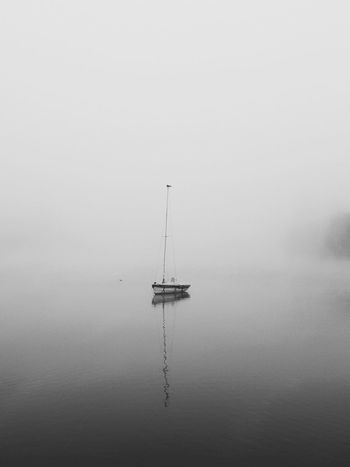 No memories Summer Road Tripping #boat EyEmNewHere 10 Eye4photography  Eyem Nature Water Lake Foggy Weather Fog Mist Calm Weather Condition Monsoon Fishing Tackle The Great Outdoors - 2018 EyeEm Awards The Still Life Photographer - 2018 EyeEm Awards The Traveler - 2018 EyeEm Awards EyeEmNewHere