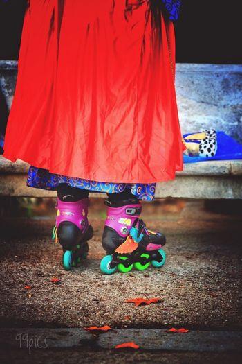 Estás preparad@? Are you ready? Low Section One Person Human Leg People Childhood Performance Multi Colored Human Body Part Children Only Yo Y Mi Mundo Raro Reyes Magos Mi Magia Eres Tú.