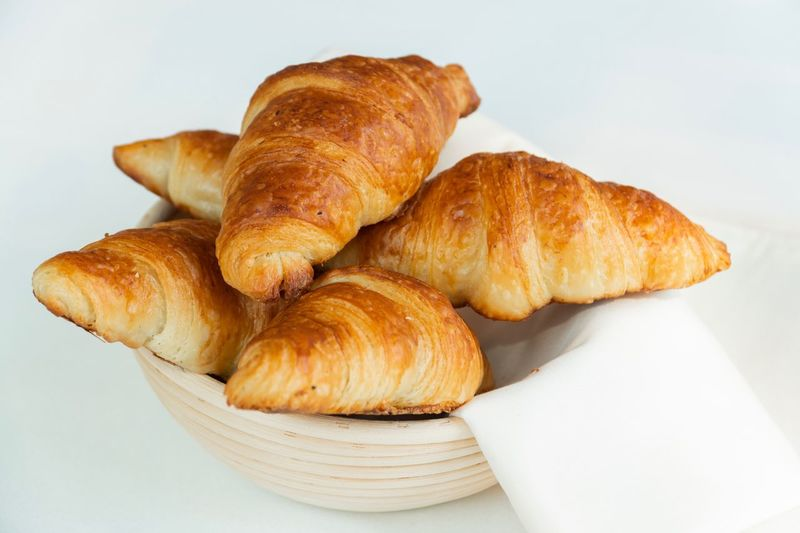 Croissants in