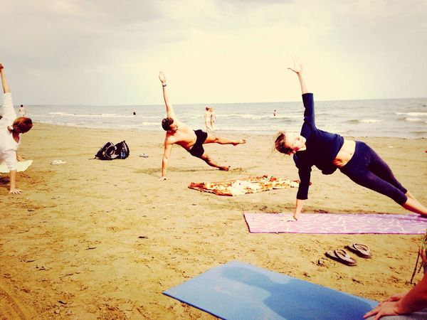 YogaShahi Yoga ॐ Beachyoga