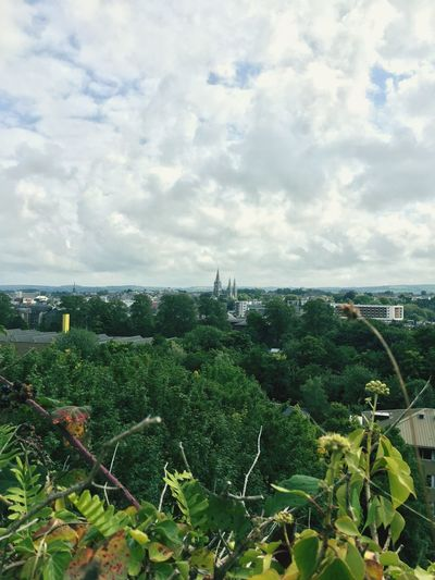 Check This Out Capture The Moment Cork City View With Awesome Cloudness