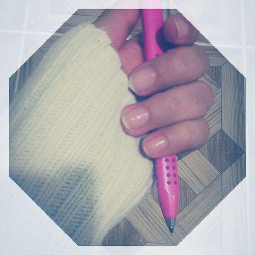Kalem Tutan Ellerim Usudu bugun