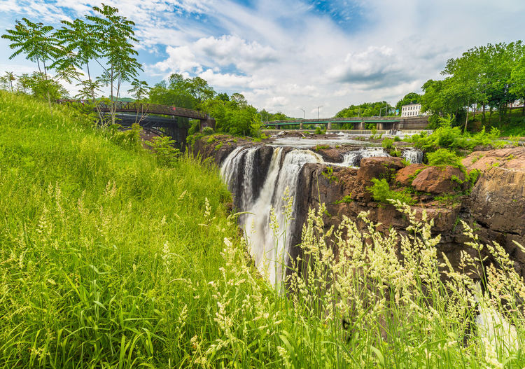 Waterfall in Paterson, NJ Landscape_Collection Nature New Jersey Passaic River River View Beauty In Nature Falling Water Flowing Water Grass Landscape Landscape_photography Landscapes Motion Nature No People Outdoors Park Paterson New Jersey River Scenics - Nature Water Waterfall Waterfall_collection Waterfalls Waterfront #FREIHEITBERLIN EyeEmNewHere The Great Outdoors - 2018 EyeEm Awards The Traveler - 2018 EyeEm Awards Creative Space