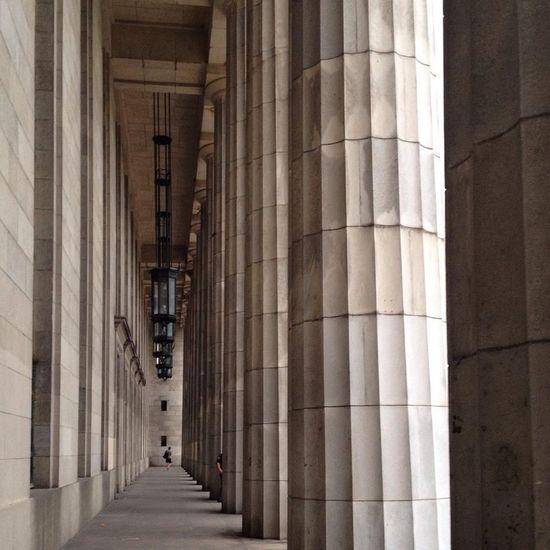 Columns Architecture Buenos Aires EyeEm Gallery EyeEm Best Shots Eye4photography